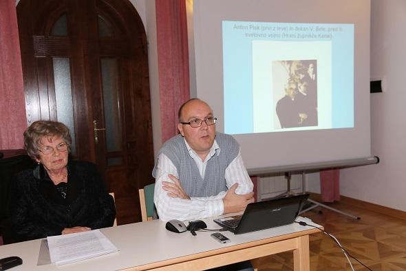 Kanal ob Soci,spomin.plosca Anton Pisk,M.Cencic,R.Podbersic 1,7.11.2014